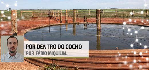 Post: Fornecimento de Água - Imagem destacada do post.